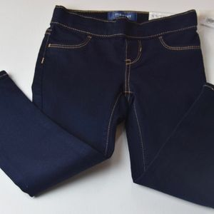NWT Big Girls' Adjustable Skinny Jeans